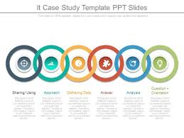 Case Study Template It Case Study Template Ppt Slides Powerpoint Templates