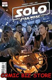 <b>STAR WARS SOLO</b> ADAPTATION #5 (OF 7) (2019) 1ST <b>PRINTING</b> ...