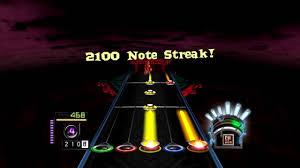 Guitar Hero 3 Bot Metallica One Ghm Chart