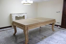 Tavolo Da Pranzo Biliardo : Francese in stile antico massello da pranzo tavolo biliardo