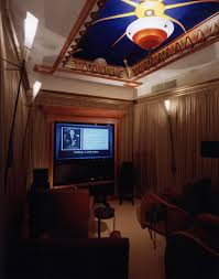 home theater ceiling lighting. Luxurious Home Movie Theater Rooms : Gorgeous Room Desgin Interior With Many Single Sofa Ceiling Lighting