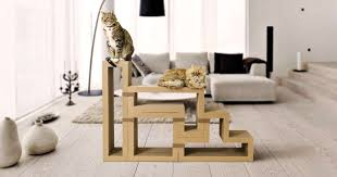 tetris furniture. Tetris Furniture. Katris Modular Cardboard Cat Furniture Papercut Lab W