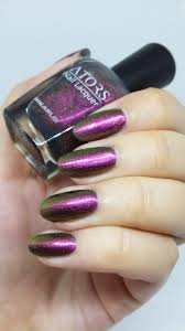 Nails From Czech Peeling Nail Polish With A Chameleon Effect Ators