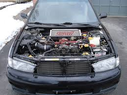 FS: (For Sale) 1998 Legacy GT with complete 04 STi Swap - Toronto ...