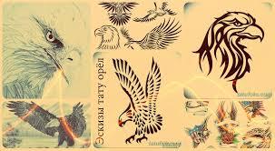 эскизы тату орёл варианты рисунков для тату их значение и фото