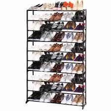 Space Saving Shoe Rack Popular 10 Tier Shoe Rack Buy Cheap 10 Tier Shoe Rack Lots From