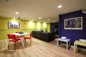 Simple Suggestions The Color Of The Right Basement Paint Colors Extraordinary Basement Paint Ideas