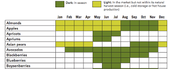 Cuesa Fruit Seasonality Chart 5 Reasons That Farm Boxes Are A Good Investment Though Not