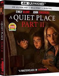 Buy A Quiet Place Part II 4K UHD Online in Germany. B08DBYMR1C