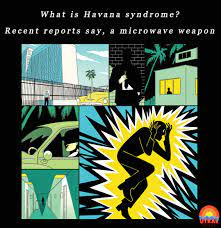 What is Havana syndrome? Recent reports ...