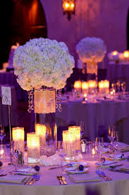 ... romantic candle centerpieces for weddings