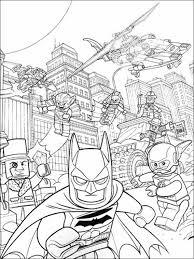 Kleurplaat Lego Jurassic Park Lego Batman Zum Ausmalen Fr Kinder 28