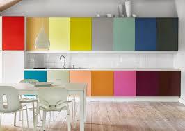 Bright Kitchen Beautifully Bright Colored Kitchen Designs Buzznugscom
