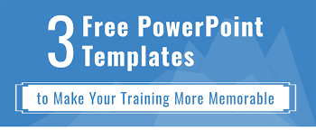 Plain Ppt Templates 3 Free Ppt Templates To Make Your Training More Memorable