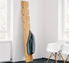 keeping clothes off the floor designing a floor standing coat rack core77
