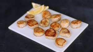 Pan-Seared Scallops with Lemon Recipe ...
