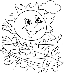 Small Picture Perfect Free Printable Summer Coloring Pages 23 With Additional