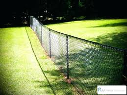 chain link fence post. Black Chain Link Fence Post Vinyl Posts