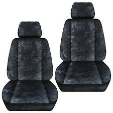 front set car seat covers fits 2008