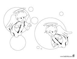 Small Picture The xmas angel coloring pages Hellokidscom