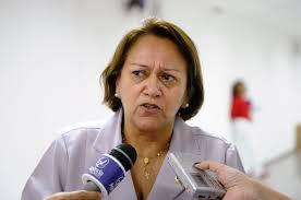 Resultado de imagem para governadora fatima