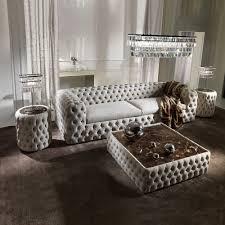 high end modern furniture. High End Modern Nubuck Leather Upholstered Sofa Furniture