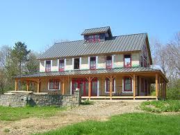 barn house plans. Pole Modern Barn House Plans