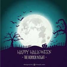 Halloween Dance Flyer Templates Halloween Poster Templates 25 Editable Vector Files To Collect