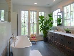 bathroom remodeling nashville. Innovative Slate Tile Flooring Trend Nashville Contemporary Bathroom Remodeling Ideas With Antique Storage Dark Cabinets