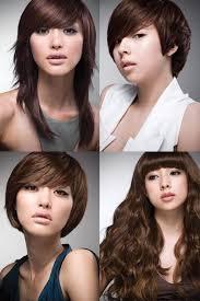 قصات شعر كورية قصيرة 2012 قصات شعر عالمية اشيك قصات