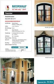 Fenster Holzfenster Exponat Nr Fe Pdf