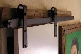 image of sliding barn door