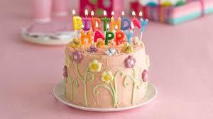 Recipe Flower Power Birthday Cake Sainsburys