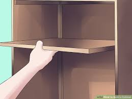 image titled build a cabinet step 12