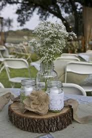 Tree Trunk Decoration Diy Projects Table Decorations Ideas Rustic