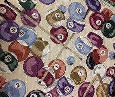 Small Picture Shopping Girl Upholstery Fabric Preppy Girl Shopper Home Decor