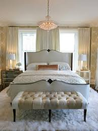 Bedroom Design With Bed In Front Of Windows 50 Ideas For Placing A Bed In Front Of A Window Luxurious