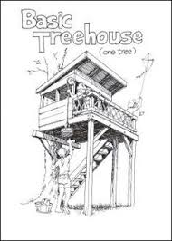 Treehouse Floor Plans FREE TREE HOUSE BUILDING PLANS Floor Plans