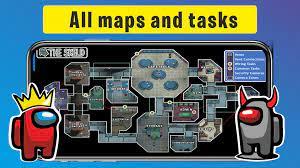Among Us. Maps, tasks, tips & tricks ...