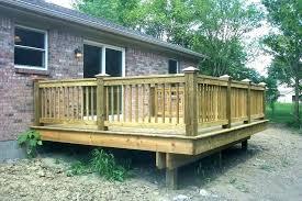deck railing plans wooden deck railing backyard deck railings wood deck railing designs wood deck railing
