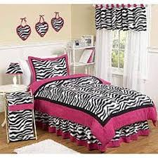 Hot Pink And Zebra Print Bedroom Ideas 2