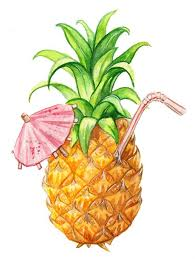 pineapple drawing. pineapple, commission by alicia severson illustration and design pineapple drawing o