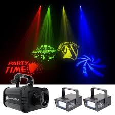 Strobe Light Walmart Awesome American DJ ADJ GOBO PROJECTOR IR LED Light 32 Strobe Lights