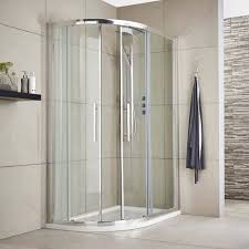 ultra apex mid range shower enclosure