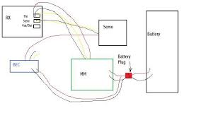 definitive wiring diagrams for becs rx servos motors etc rccrawler click the image to open in full size