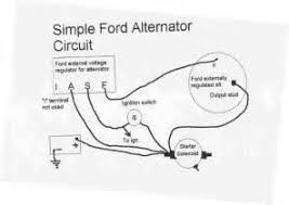 alternator wiring diagram ford images ford 9n wiring diagram ford alternator wiring diagram minilover