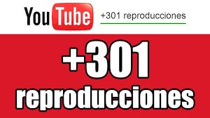 Contador 301 Youtube ¿por Para Qué Los El Se De Reproducciones Videos En - 301