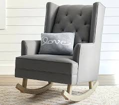 swivel rocker slipcover chair slipcover designer chairs double chair convertible rocker pottery barn table chairs pottery