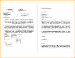 Nice Cover Letter For Job Application Example Examples Image