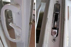 fixing sliding glass door lock saudireiki